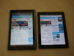Android-Tablet: Acer Iconia Tab A500©COMPUTER BILD