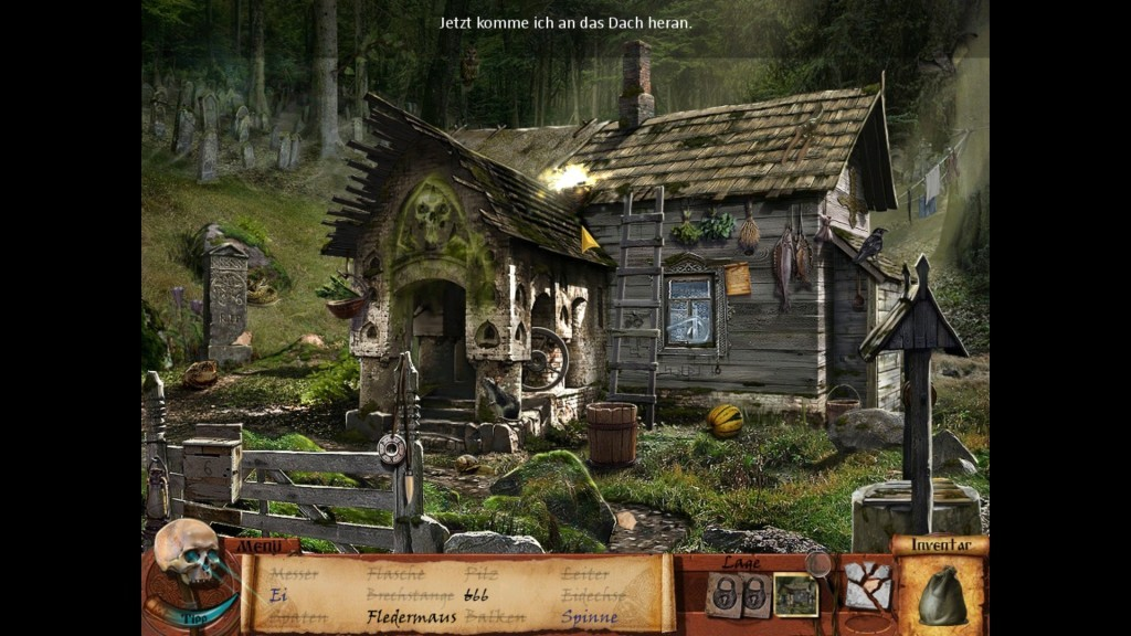 Screenshot 2   Der Exorzist U2013 Kostenlose Spezial Version