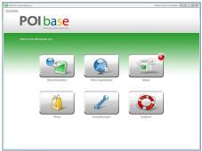 Software-Tipp des Tages: POIbase Gratis-Tool POIbase.