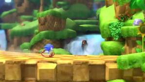 Geschicklichkeitsspiel Sonic Generations: Sprint©Sega