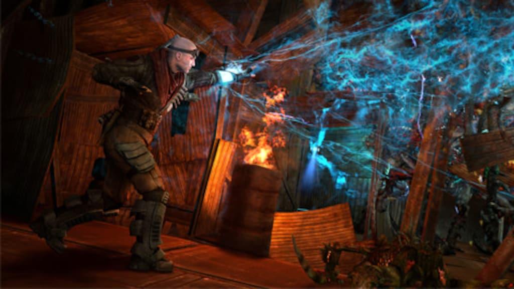 Actionspiel Red Faction – Armageddon: Held