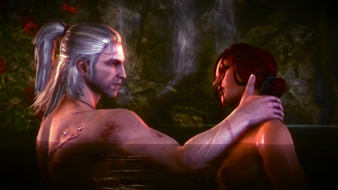 Sex-Guide The Witcher 2 – Assassins of Kings: Triss Merigolf © Namco Bandai