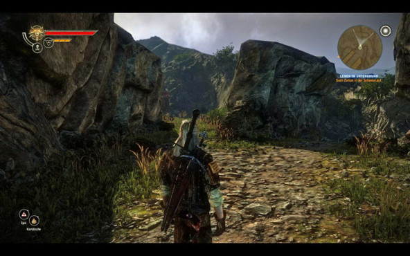Sex-Guide The Witcher 2 – Assassins of Kings: Riannon ©Namco Bandai