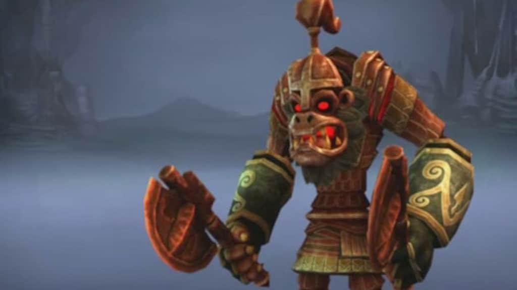 Terrakotta-Gegner
