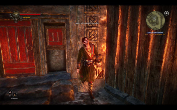 Sex-Guide The Witcher 2 – Assassins of Kings: Sukkubus ©Namco Bandai