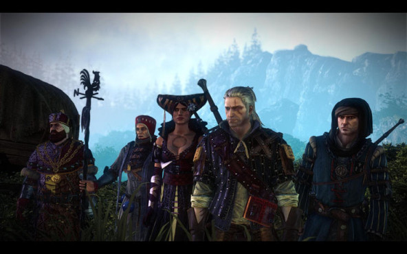 Sex-Guide The Witcher 2 – Assassins of Kings: Ves ©Namco Bandai