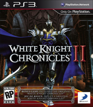 Rollenspiel White Knight Chronicles 2: Cover ©Sony