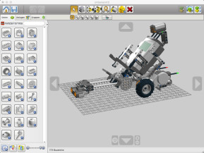 Lego Digital Designer (Mac)
