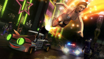 Actionspiel Saints Row – The Third: Explosion © THQ