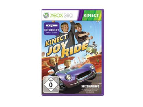 Joy Ride für Kinect ©Microsoft Deutschland GmbH