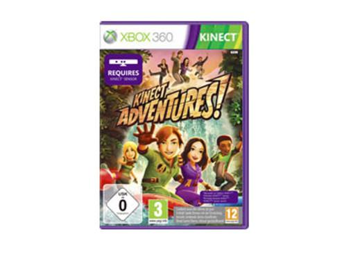 Kinect Adventures! ©Microsoft Deutschland GmbH
