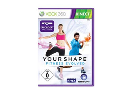 Your Shape für Kinect ©Microsoft Deutschland GmbH