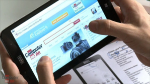 Tablet-PC mit Flatrate von E-Plus
