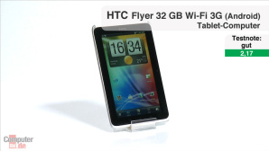 Android Tablet PC HTC Flyer