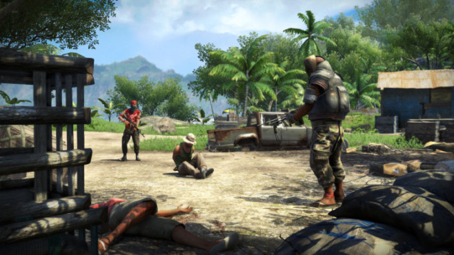 Actionspiel Far Cry 3: Gefesselt © Ubisoft
