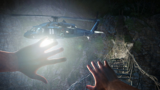 Actionspiel Far Cry 3: Helikopter © Ubisoft