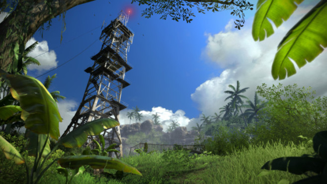 Actionspiel Far Cry 3: Turm © Ubisoft