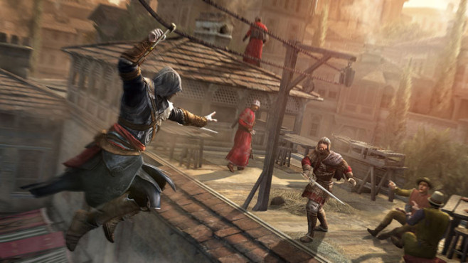 Actionspiel Assassin's Creed – Revelations: Attacke © Ubisoft