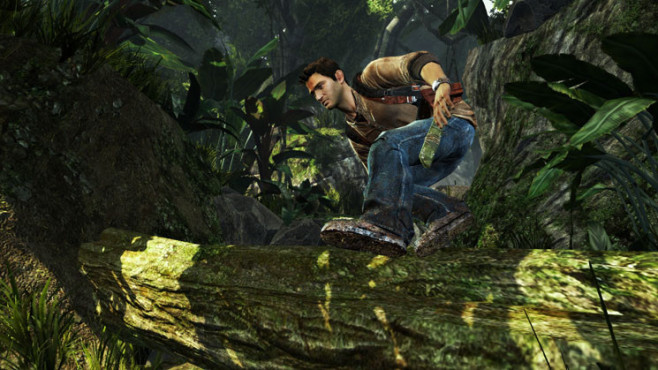Actionspiel Uncharted – Golden Abyss: Baum © Sony