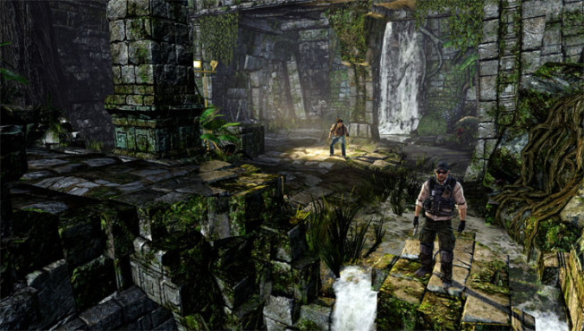 Actionspiel Uncharted – Golden Abyss: Gegner © Sony