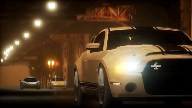 Rennspiel Need for Speed – The Run: Tunnel ©Electronic Arts