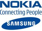 Logos von Nokia und Samsung©Montage: COMPUTER BILD