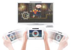Nintendo: Wi-U-Controller©Nintendo