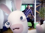 Actionspiel Raving Rabbids – Alive and Kicking: Avatar © Ubisoft
