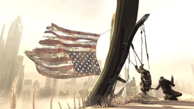 Actionspiel Spec Ops – The Line ©Take Two