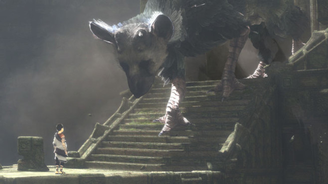 Actionspiel The Last Guardian: Federvieh ©Sony