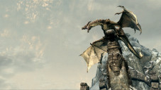 Rollenspiel The Elder Scrolls 5 – Skyrim: Drache©Bethesda Softworks
