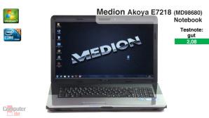 Video zum Test: Medion Akoya E7218 (MD98680) bei Aldi