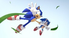 Geschicklichkeitsspiel Sonic – Generations: Sonic©Sega