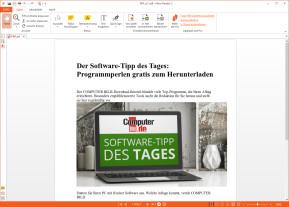 Nitro PDF Reader (64 Bit)
