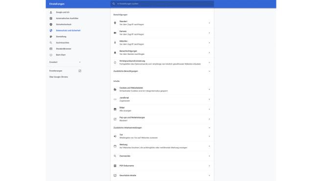 Screenshot: Elemente blockieren©COMPUTER BILD