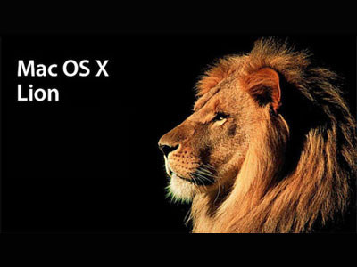 Mac OS X Lion © Apple