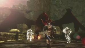 Rollenspiel Dark Souls: Drache©From Software