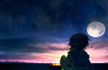 Fragile Dreams – Farewell Ruins of the Moon: Mond © Koch Media