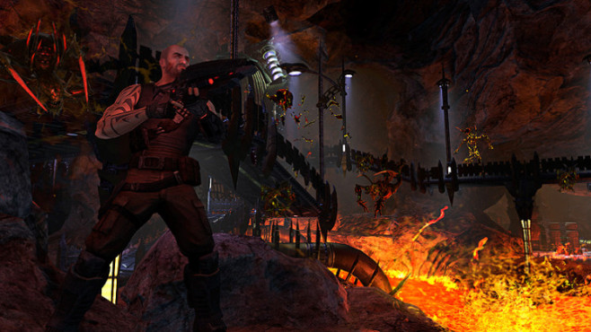 Red Faction Armageddon: Mason © THQ