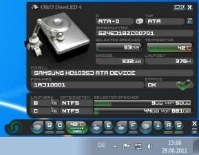 O&O DriveLED (64 Bit)