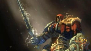 Actionspiel Darksiders 2: Schwert © THQ