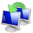 Icon - Windows-EasyTransfer (Vista nach Windows 7, 32 Bit)