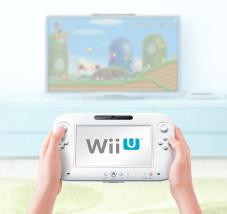 Spielekonsole Wii U: Controller©Nintendo