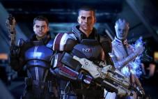 Rollenspiel Mass Effect 3: Shepard Squard©Bioware