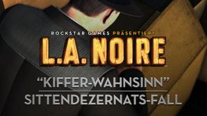 Abenteuerspiel L.A. Noire: Kiffer-Wahnsinn©Rockstar Games