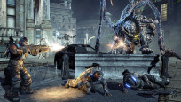 Actionspiel Gears of War: © Microsoft