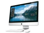 Apple iMac 21,5 Zoll (MC309D/A) Produktauffrischung: Apple bietet SEIT Mai 2011 den iMac mit aktuellen Komponenten an, darunter Vierkern-Prozessoren und Thunderbolt-Schnittstelle. ©COMPUTER BILD