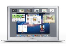 Mac OS X Lion: Mission Control©Apple