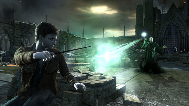 Actionspiel Harry Potter 8: Synchronisation © Electronic Arts