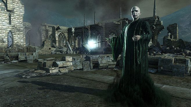 Actionspiel Harry Potter 8: Voldemort © Electronic Arts